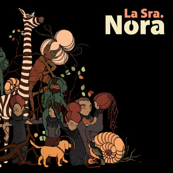 La Sra Nora cover art