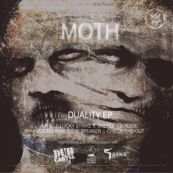 MOTH - Duality EP cover art