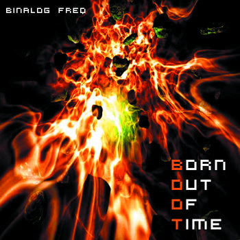 Born Out Of Time cover art