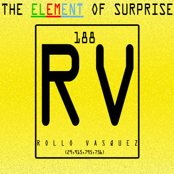 The Element Of Surprise cover art
