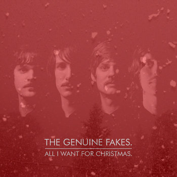 ALL I WANT FOR CHRISTMAS. cover art