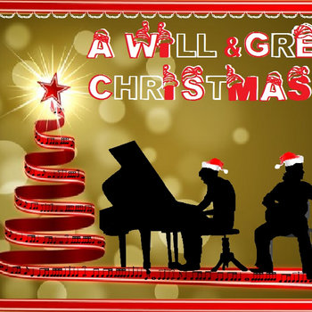 A Will and Greg Christmas cover art