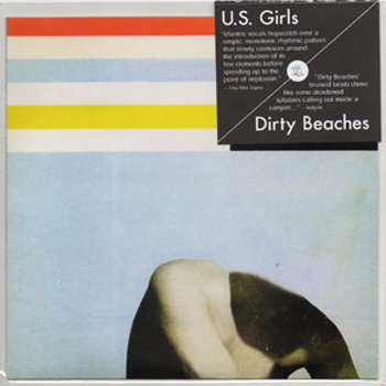 "U.S. Girls Split 7"" cover art"