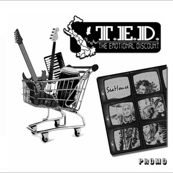 T.E.D. The Emotional Discount cover art