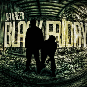Black Friday cover art