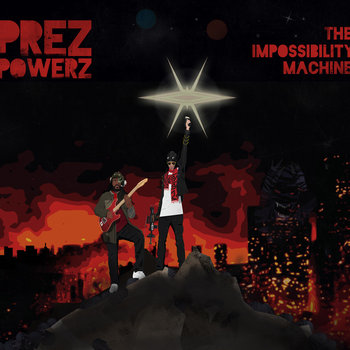 The Impossibility Machine cover art