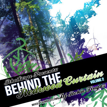 Behind The Redwood Curtain, vol.2 cover art