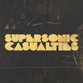 Supersonic Casualties cover art