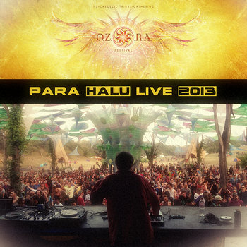 Live at Ozora Festival 2013 cover art