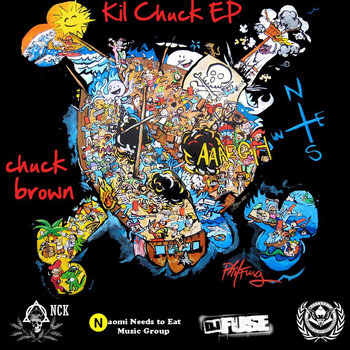 The Kil Chuck EP (Dirty) cover art
