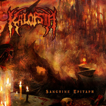 Sanguine Epitaph Teaser cover art