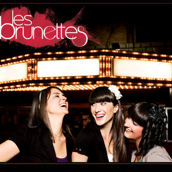 Les Brunettes cover art