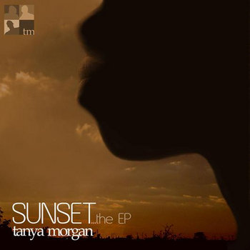 Sunset... The EP cover art