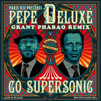 Go Supersonic (Grant Phabao Remix) cover art