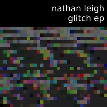 Glitch EP cover art
