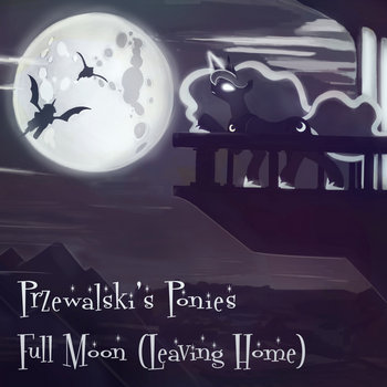 Full Moon (Leaving Home) cover art