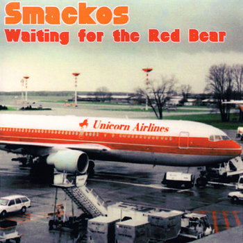 (Strange Life SLR009) Waiting For The Red Bear cover art