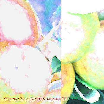 Rotten Apples EP cover art