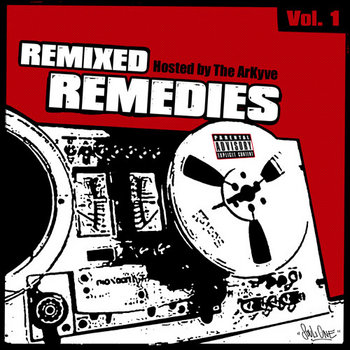 Remixed Remedies cover art