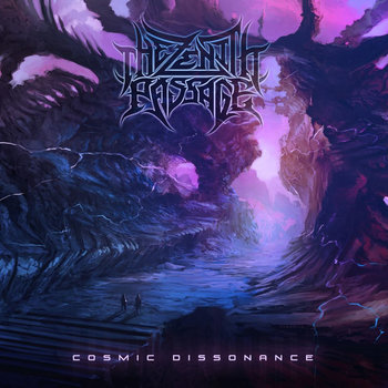 Cosmic Dissonance cover art