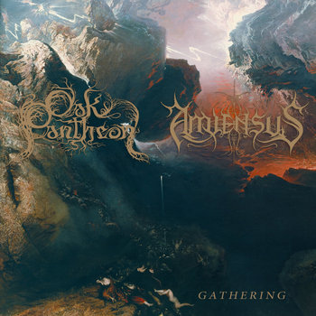 Gathering cover art