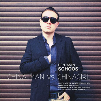 China Man vs Chinagirl cover art