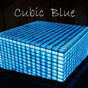 Cubic Blue cover art