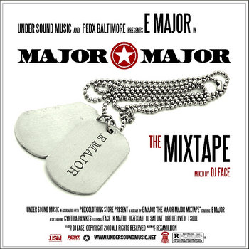 The Major Major Mixtape cover art