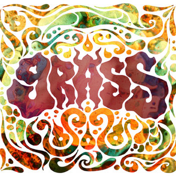 Grass Demo 2012 cover art