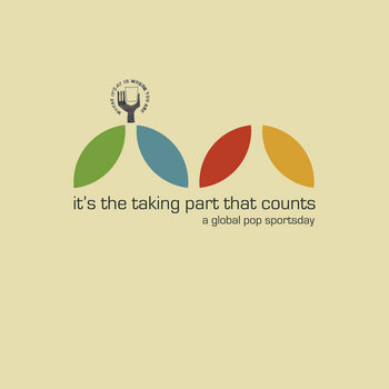 wia2012 - It&#39;s The Taking Part That Counts cover art