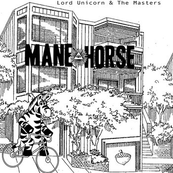 Lord Unicorn &amp; The Masters cover art
