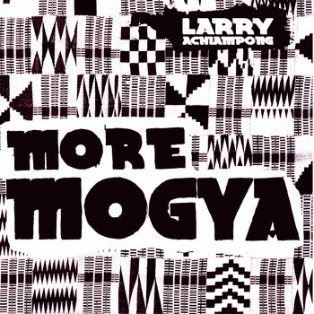 MORE MOGYA cover art