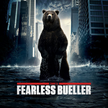 Fearless Bueller cover art