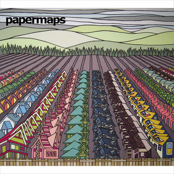 Papermaps cover art