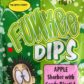 The Apple Scruffs - FUNKEE DIPS cover art