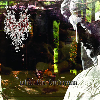 White Fire Laudanum cover art