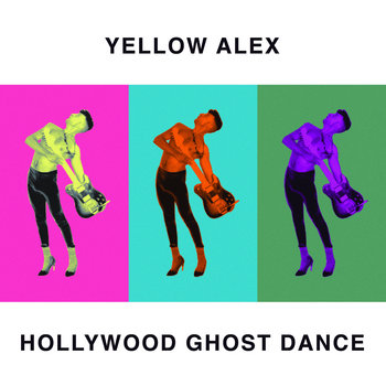 Hollywood Ghost Dance cover art