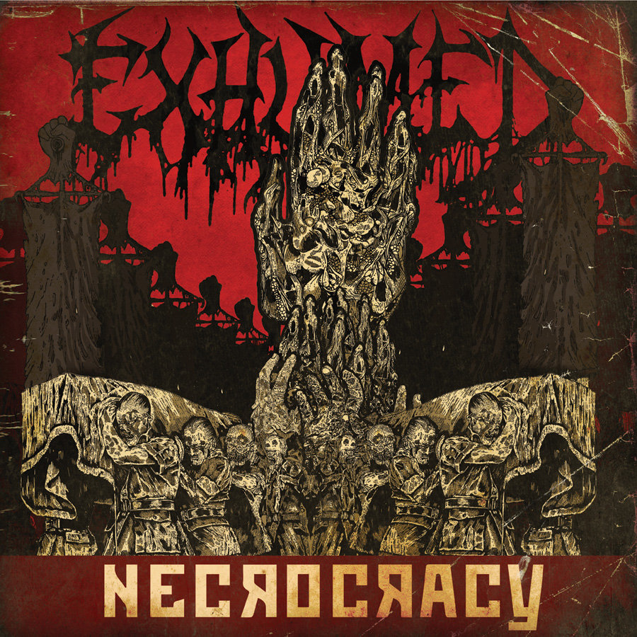 Exhumed - Necrocracy (2013)