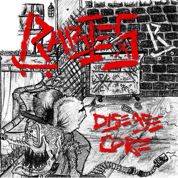 Disease Core cover art