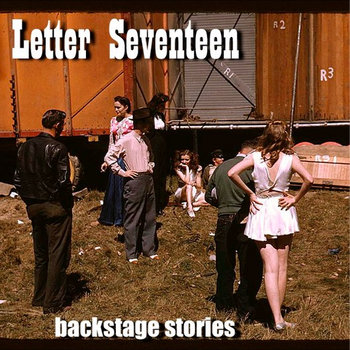 backstage stories cover art