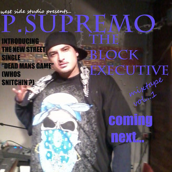 The Block Executive cover art