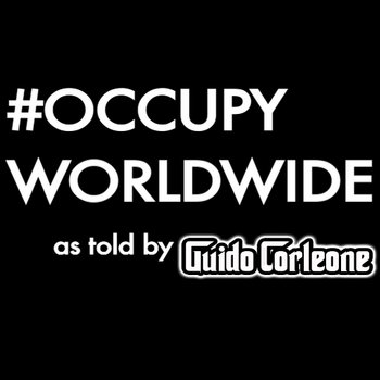 #OCCUPYWORLDWIDE cover art