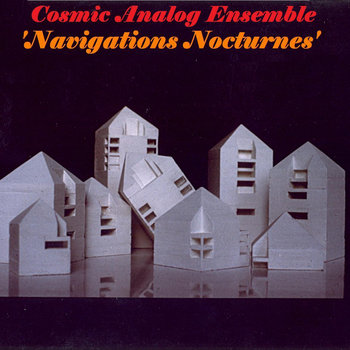 """Navigations Nocturnes - The Mundane and the Cosmic Vol.5-6"" cover art"