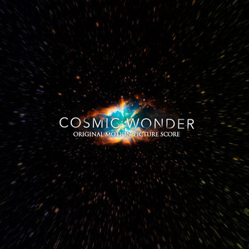 Cosmic Wonder - Original Score cover art