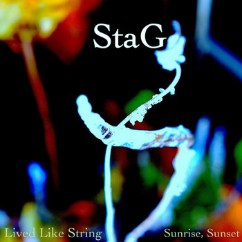 Lived Like String - Single cover art
