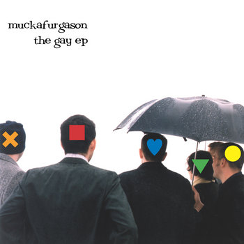 The Gay EP cover art
