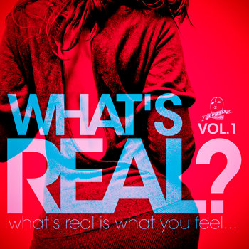V/A - What's Real? cover art