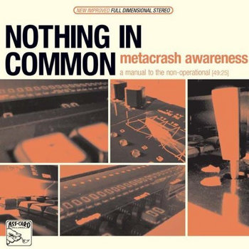 Metacrash Awareness cover art