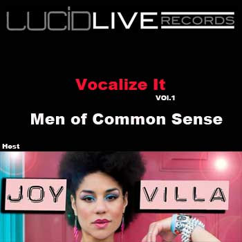 Vocalize It - Host Joy Villa cover art