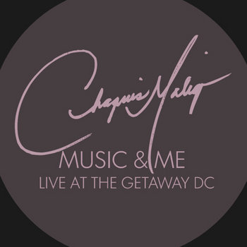 Music & Me (Live at The Getaway DC) cover art